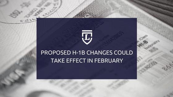 H1B changes
